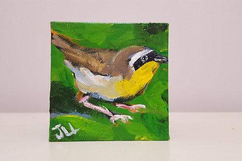Common Yellowthroat III by Jaime Lee Lightle