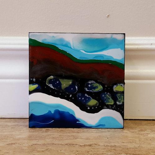 Tide Pools by James C E Lightle