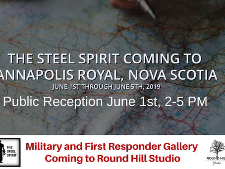 Showing Spirit: Military and First Responder Gallery