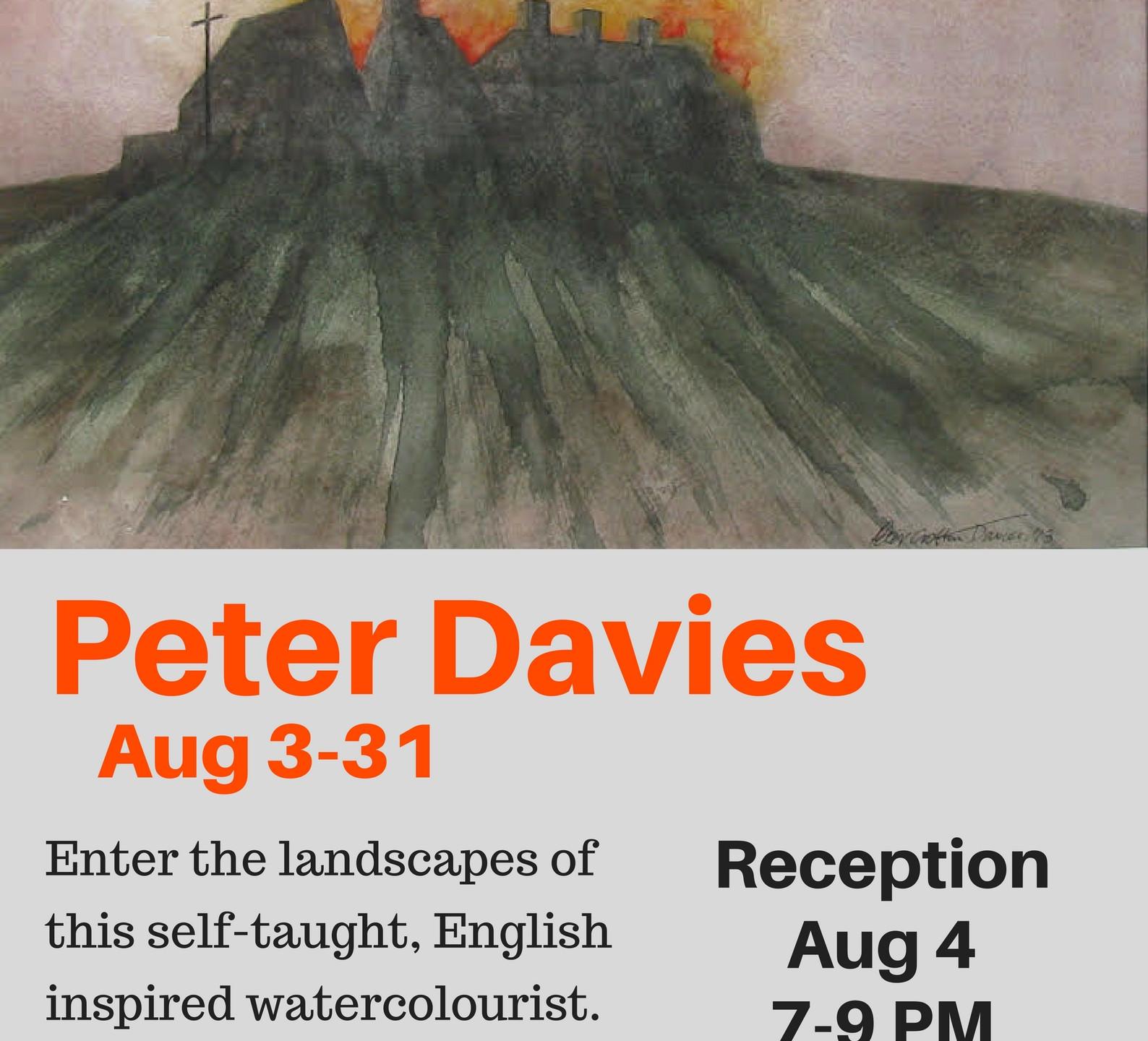 Peter Davies Aug