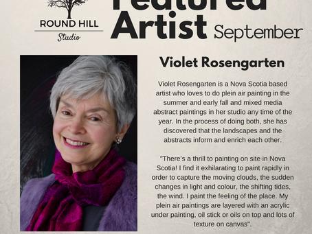 Violet Rosengarten