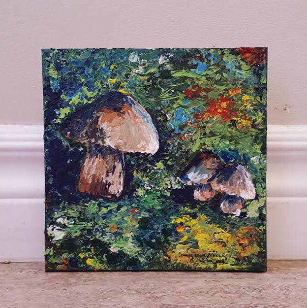 Mushroom at Mickey Hill
