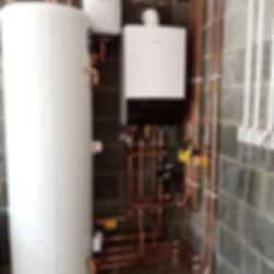 jmg plumbing and heating / daikin gas boier