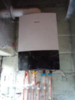 jmg plumbing and heating / 24kw daikin boiler