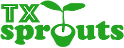 TX Sprouts Logo