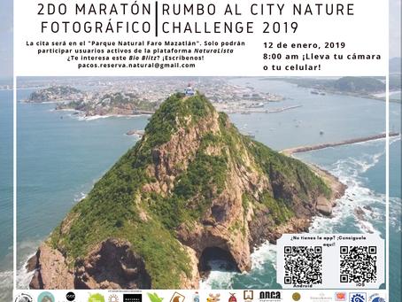 2do Maratón Fotográfico Parque Natural Faro Mazatlán