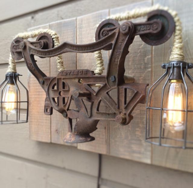 Custom Industrial Lighting