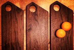 Black Walnut Serving Boards