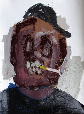 Smoking Employee