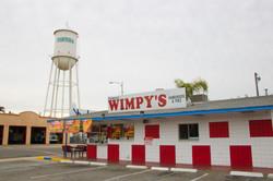wimpys building