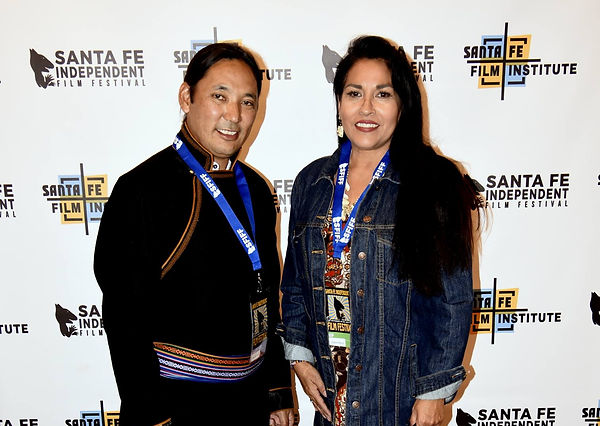 Filmmakers at the Santa Fe Independent Film Festival