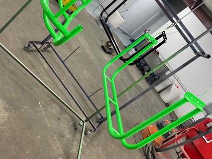 Custom fabricated parts!