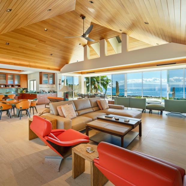 Kapalua Bay Beach Front Interior