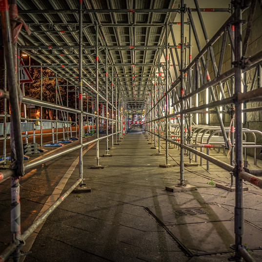 industrial scaffold-manchester