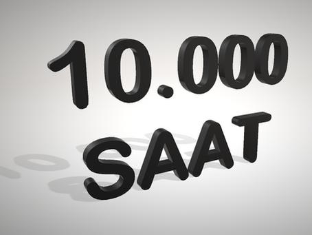 10.000 Saat Mükemmelliğin Sihirli Sayısı