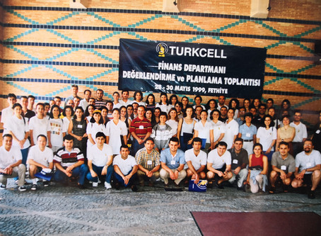 İlk İş Deneyimim – Turkcell