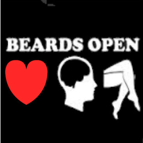 BEARDS OPEN