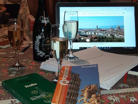 Prêt·e·s pour la Toscane ?
