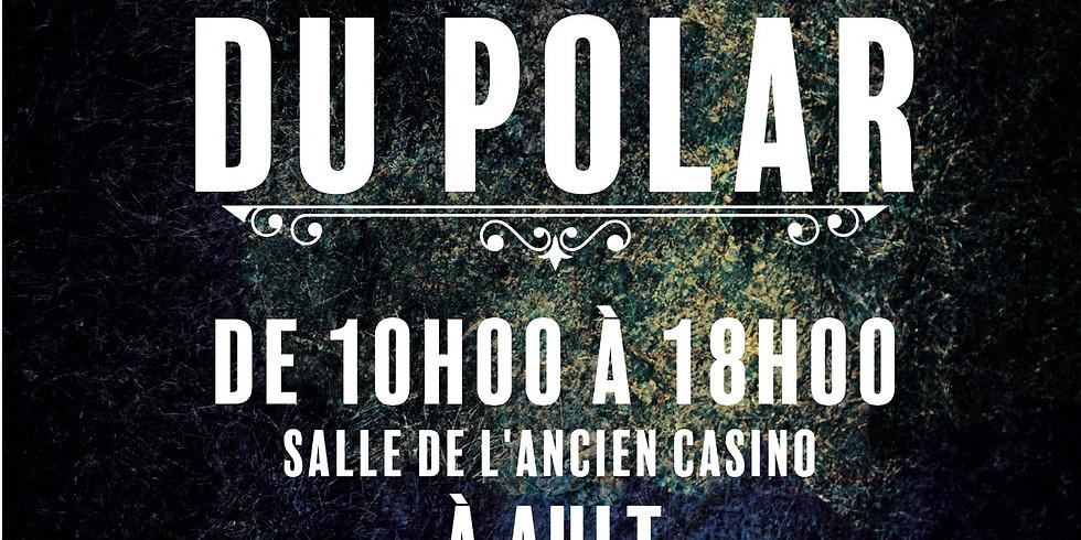 Salon du polar à Ault, reporté au 24 octobre 2021 !