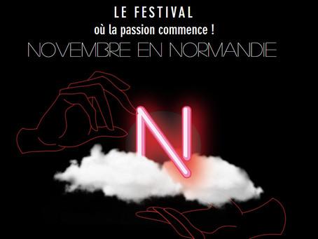 """Festival """"Novembre en Normandie"""""""