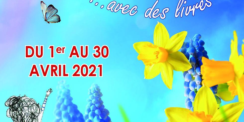Salon virtuel Edite-le avec des Livres, Mesnil-Esnard (76)