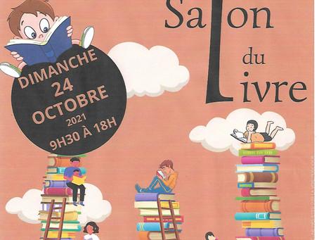 Salon du livre d'Ault : Dimanche 24 Octobre.