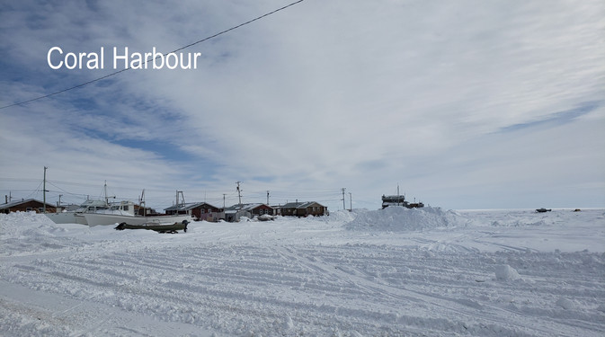 CORAL HARBOUR