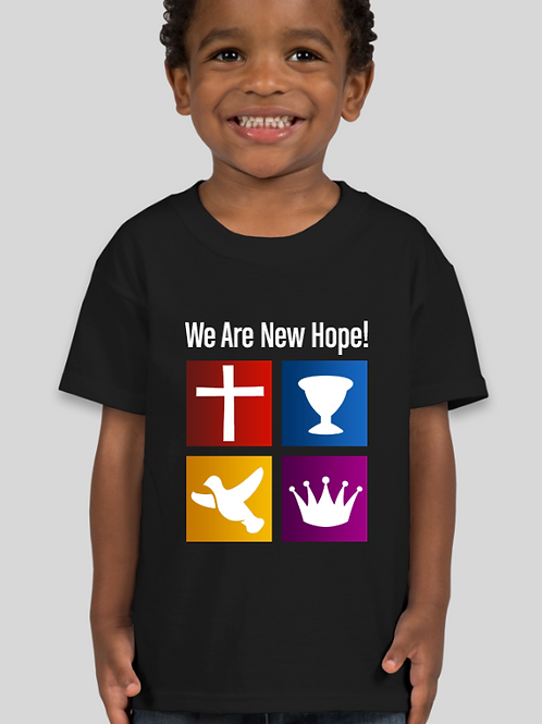 Toddler We Are New Hope T-Shirt