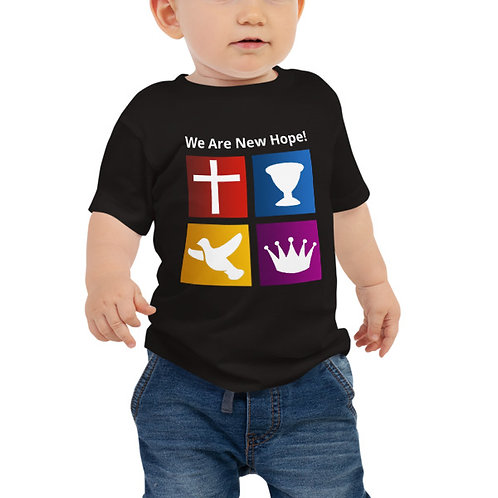 We Are New Hope - Baby Jersey Short Sleeve Tee