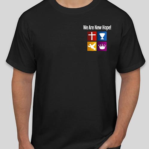 Adult Men's Pocket We Are New Hope T-Shirt