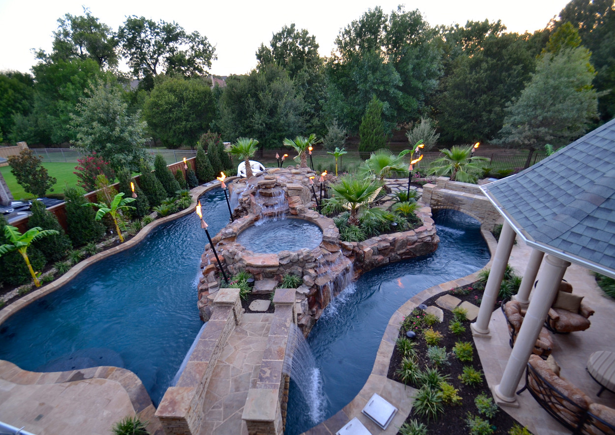 Return to the Colleyville Lazy River 201