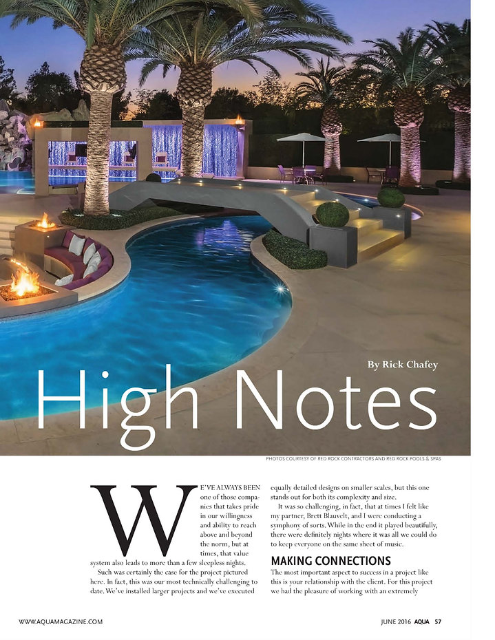 Page 6 Aqua Magazine - June 2016