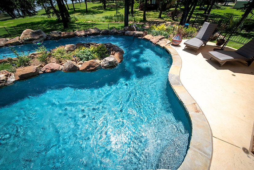image of swim jets and lazy river pump