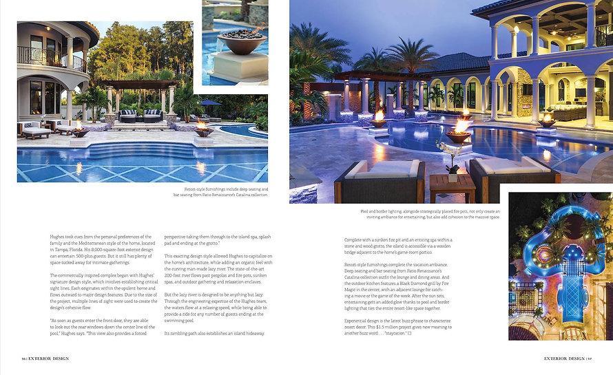 Page 2 Exterior Designs Magazine - Winter 2019