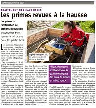 PRIME 2021 05 04 l'Avenir - Augmentation