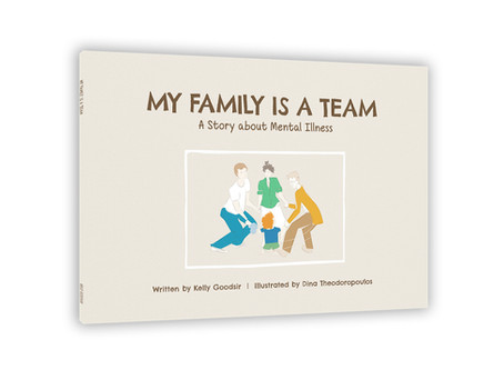 My Family is a Team - my personal story