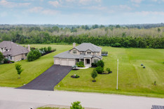 004 Aerial View of Home
