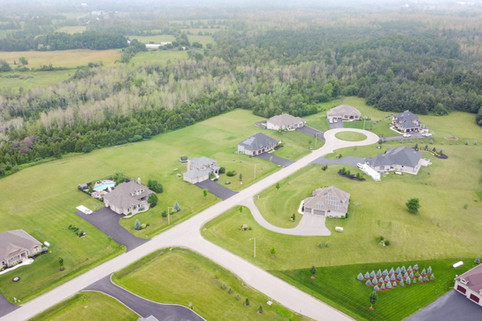 008 Aerial View of Crewson Ct