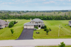 005 Aerial View of Home