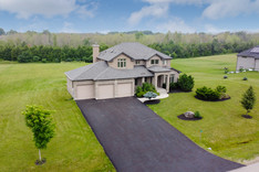 001 Aerial View of Home