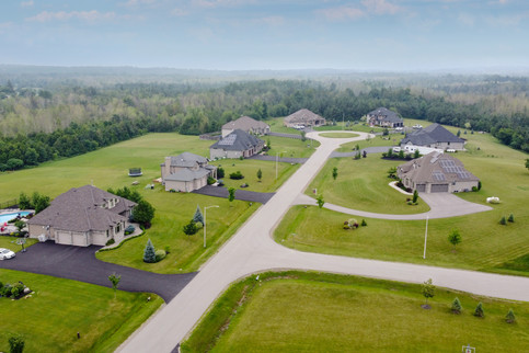 007 Aerial View of Crewson Ct