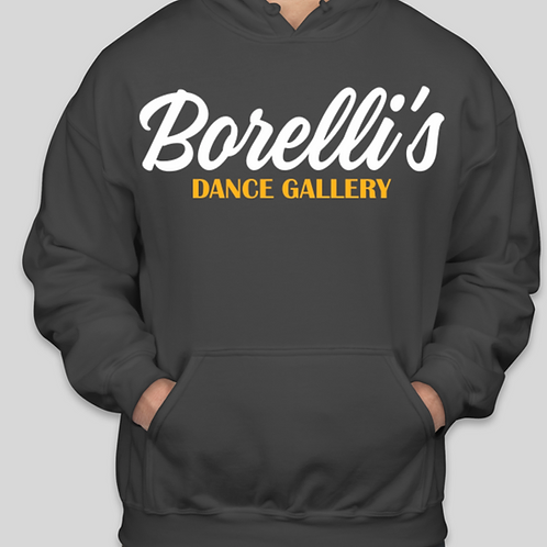 Borelli's Pullover Hoodie