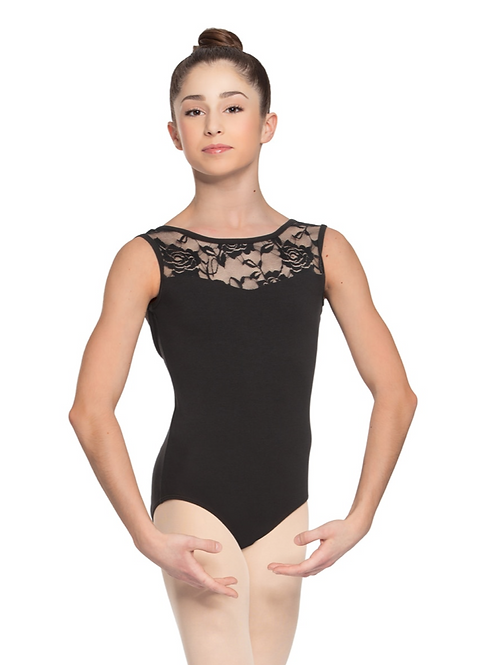 Tank Lace Leotard