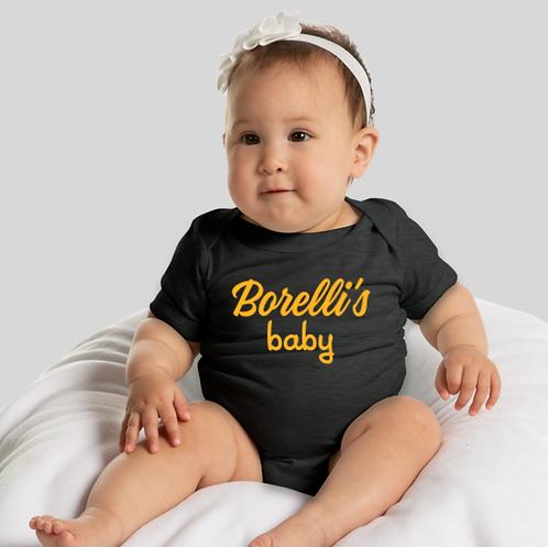 Borelli's Baby Onesie
