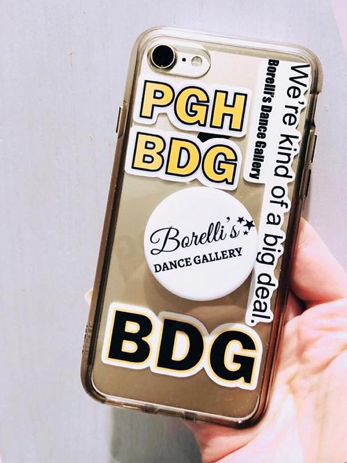 BDG Stickers