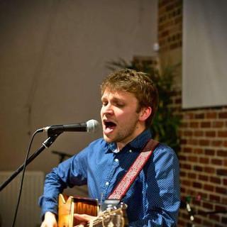 Performing at Ustinov College, Durham