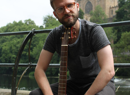 Durham musician inspired by the man who climbs a mountain every day - Northern Echo