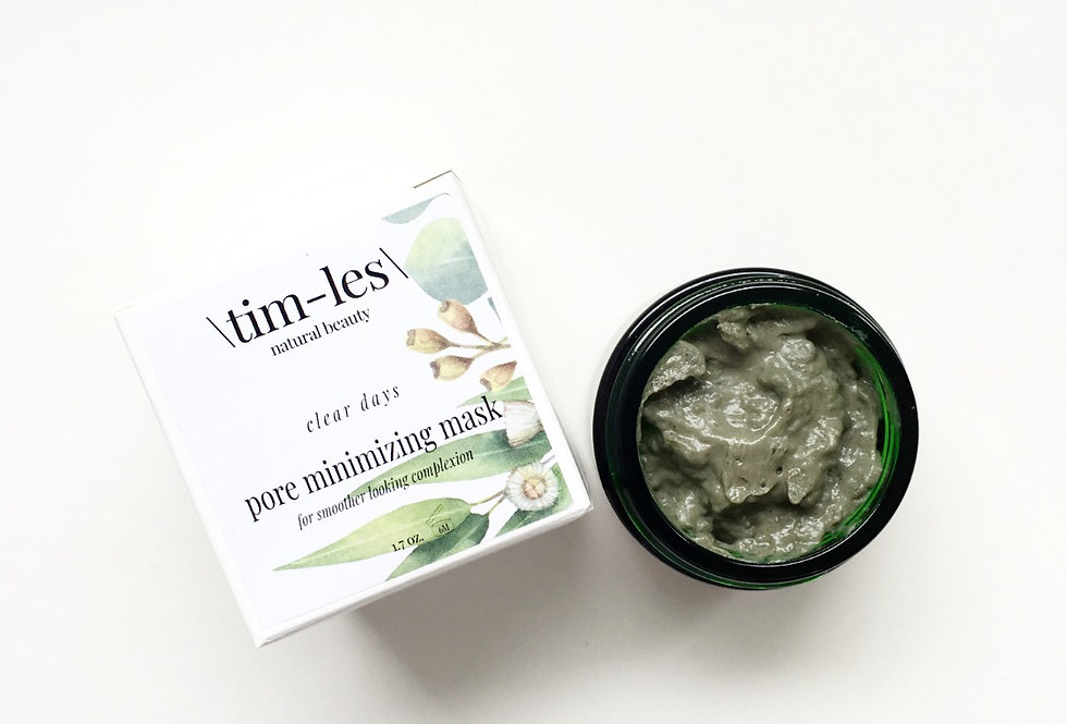 pore minimizing mask