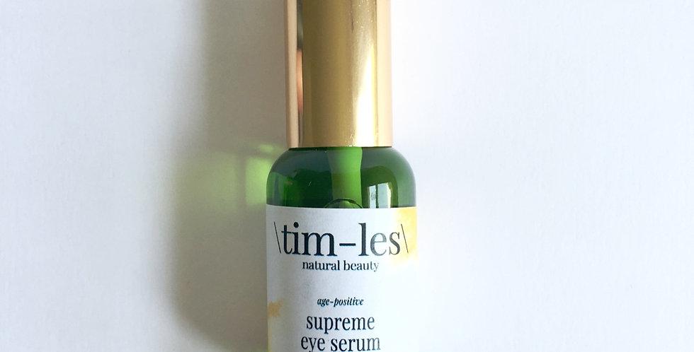supreme eye serum