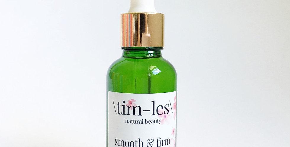 smooth & firm eye serum